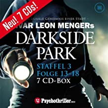 Darkside Park, Staffel 3/Folge 13-18: Staffel 3, Hörbuch-Thriller