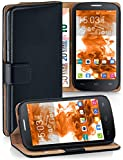 MoEx Alcatel One Touch Pop C1 | Phone Case with Wallet 360