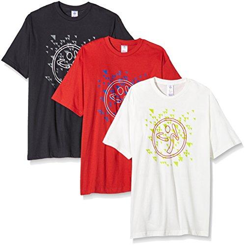 Zumba Fitness A0A00412 - Camiseta de deporte para...