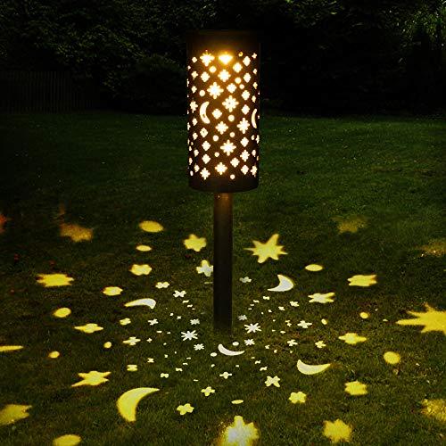 Lámparas Solares Jardín Golwof 1 Pieza Luz Solar