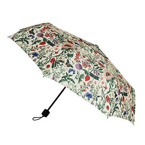 Signare Mode parapluie poignée droite pour les femmes dans la conception de Matin Jardin