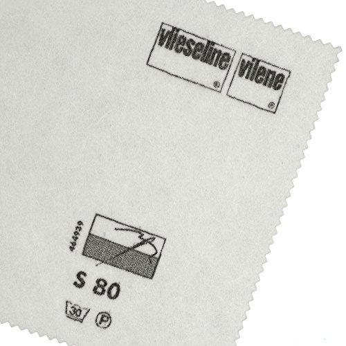 Vilene S13 Heavy Non Woven Sew In Interfacing Interlining 2V313-M