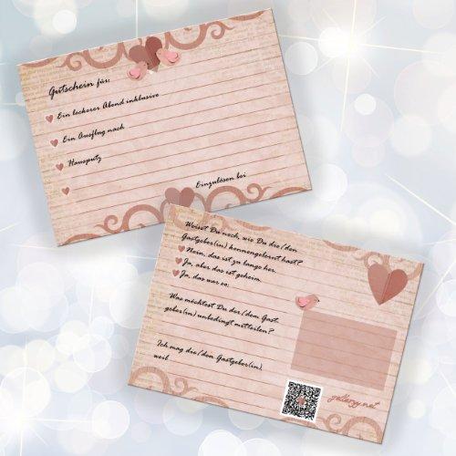 52 Hochzeit Postkarten – Hochzeitsspiele PORTOFREI möglich – Hochzeitsspiel Karten Set mit 52x Postkarten Hochzeit – tolle Hochzeitsideen und Hochzeitsüberraschungen für Gäste – 1 Jahr Postkartengruß für das Brautpaar - Gutscheine / Aufgaben Karten mit Vogel Motiv