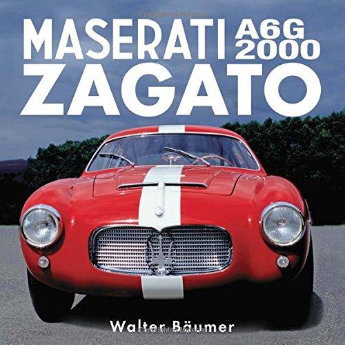 Maserati A6G 2000 Zagato por Walter Baumer