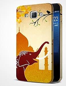 ALDIVO Premium Quality Printed Mobile Back Cover For Samsung Galaxy Quattro/Samsung Quattro Printed Cover (MKD173)