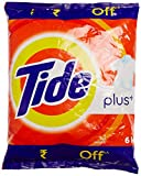 #4: Tide Plus Detergent Powder Pack - 6 kg (Rupees 120 Off)