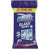 Duzzit Pack de 50 lingettes en verre