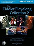 The Fiddler Playalong Collection: Violin music from around the world. Vol. 2. Violine (2 Violinen) und Klavier, Gitarre