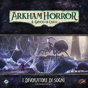Asmodee Italia Arkham Horror LCG expansión I Divoratori di Sogni, Color, 9637