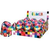 Jemini - Animal de peluche Elmer Barrio Sésamo (22601)
