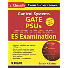 Control Systems—GATE, PSUs and ES Examination