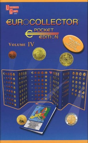 Preisvergleich Produktbild University Games 8001 - Eurocollector Pocket Edition