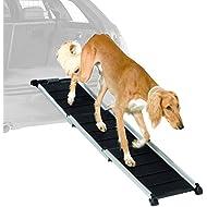Kleinmetall DogWalk3 Dog Ramp 73 - 163 cm Only 5.5 kg PREMIUM ALUMINIUM