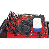 Jeep Wrangler JK 4D (2007-2014) Smittybilt Greggson Red de carga pequeña 4x4