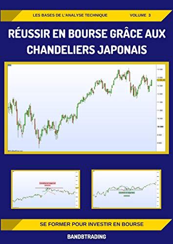 Réussir en bourse grâce aux chandeliers japonais