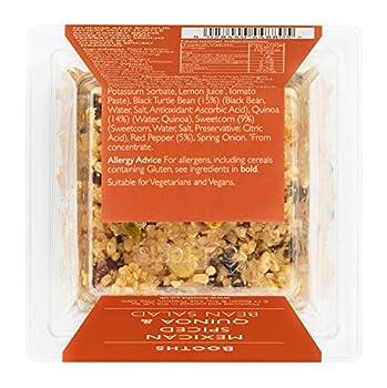 Booths Mexican Spiced Quinoa & Bean Salad, 225 G 1