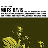 Miles Davis And The Modern Jazz Giants [VINYL]