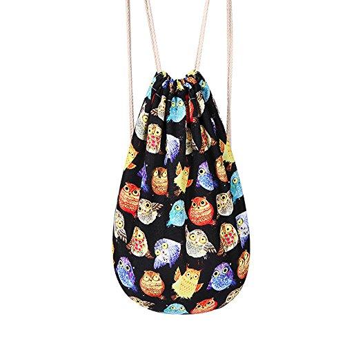 FOANA Sporttasche für männer Frauen, Umhängetasche für das Fitnessstudio, Reiserucksack,Gym Bag,Gym Tasche wasserdicht und leicht (H) (Kartoffel Mann Kostüm)