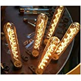 Lot de 3 Lampes vintage bulb Edison E27 T9-185