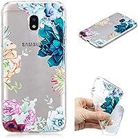 Everainy Samsung Galaxy J5 2017 Hülle Silikon Transparent Gummi Cover Hüllen für Galaxy J5 2017 Handyhülle Stoßfest... preisvergleich bei billige-tabletten.eu
