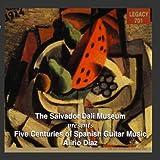 Songtexte von Alirio Díaz - Five Centuries of Spanish Guitar Music