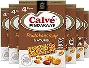 Calvé Naturel Snackreep 6 x 4 repen Voordeelverpakking