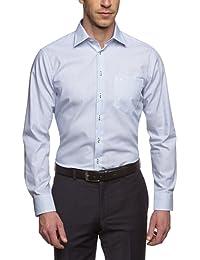 Seidensticker Herren Regular Fit Businesshemd KENT SPECIAL CUFF 185868