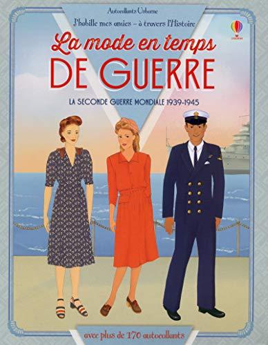 J'habille mes amies - à travers l'Histoire - La mode en temps de guerre - La seconde guerre mondiale