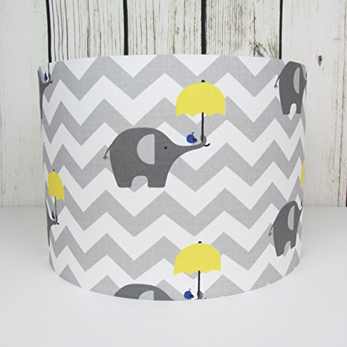 handmade-lampshade-in-a-chevrons-and-elephants-fabric