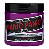MANIC PANIC Cream Formula Semi Permanent Hair Color Mystic Heather