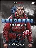 Bear Grylls - Born Survivor: Season 2 [DVD] [2007]