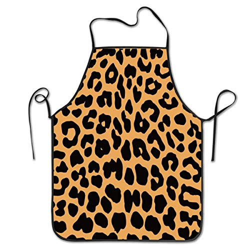 HTETRERW Kitchen Aprons Cookie Monster for Women Durable, Anti-Stain & Durable Women's Chef Aprons for Cooking, Baking, BBQ, Gardening, Funny Unique Waist Bib - Cookie Mann Kostüm