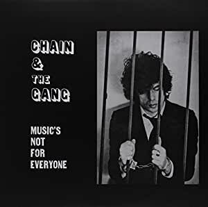 Music's Not for Everyone [Vinyl LP]