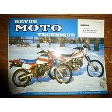 RMTHS003 REVUE TECHNIQUE MOTO HONDA XLR600 XL600