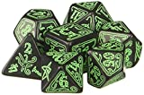 Qworkshop QWORKSHOPSCTH21 Call of Cthulhu Dice Set (Pezzi)