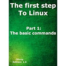 The first step to Linux part 1 : The basic commands