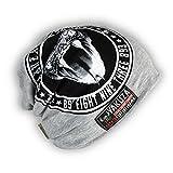 Yakuza Unisex Snake Patch Beanie Mütze