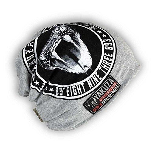 Yakuza Original Unisex Snake Patch Beanie Mütze