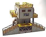 WWG Industry of War Defensiver Turm - 28mm Sci-Fi Tabletop Gelände Necromunda Warhammer Diorama