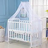 Surakey moustiquaire de lit bébé...