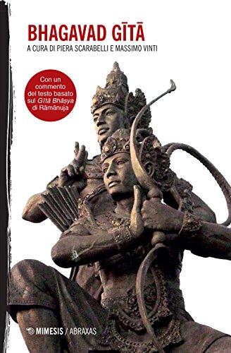 Bhagavad Gita. Con un commento del testo basato sul Gita Bha?ya di Ramanuja