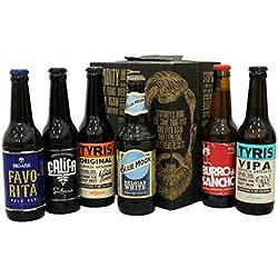 Six Pack Estilos | Una mezcla perfecta de una de las mejores cerveceras del panorama español