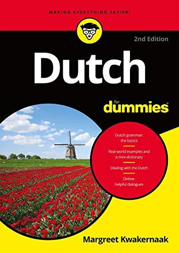 Dutch For Dummies (Voor Dummies) (Dutch Edition)