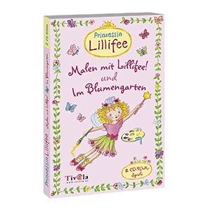 Prinzessin Lillifee: Malen und Im Blumengarten – [PC/Mac]