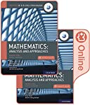Oxford IB Diploma Programme: IB Mathematics: analysis and approaches, Higher Level, Print and Enhanced Online Course Book...