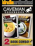 Paleo Freezer Recipes and Paleo Greek Recipes: 2 Book Combo (Caveman Cookbooks) (English Edition)