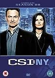 CSI New York: Complete Season 8 [DVD]