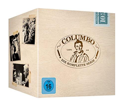 Columbo - Die komplette Serie (35 Discs) -