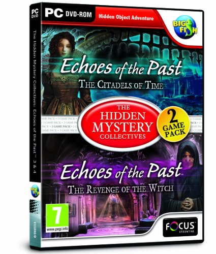The Hidden Mysteries: Echoes of the Past: The Citadels of Time, Echoes of the Past: The Revenge of the Witch - Amazon Videogiochi