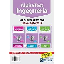 Alpha Test. Ingegneria. Kit di